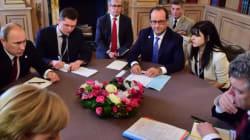 Conférence de la dernière chance pour Hollande, Merkel, Poutine et