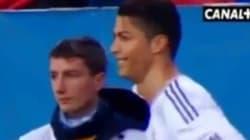 Ramasseur de balles 1 - Cristiano Ronaldo