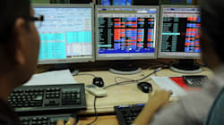 Sensex Down On Delhi Exit Polls, Disappointing