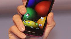 Motorola Moto E Gets A Thousand Rupee Price