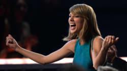 Taylor Swift est l'artiste ayant vendu le plus d'albums en