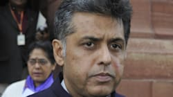 Congress' Manish Tewari Calls For Revisiting Ideological Space Lost To