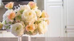 Des trucs pour faire durer votre bouquet plus