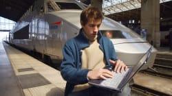 Du WiFi dans tous les trains fin