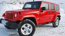 Jeep Wrangler Unlimited Sahara 2015 - Un des derniers vrais 4x4