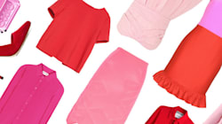 Proof You Can Wear Red And Pink