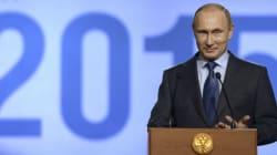 Poutine veut une monnaie unique avec ses