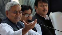 Nitish Kumar Parades 130 MLAs Before President Pranab