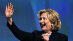 Clinton ferait une «excellente» présidente, dit