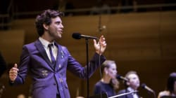 Concert historique de Mika avec