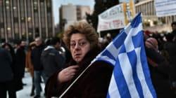 La Grèce et la zone euro en total