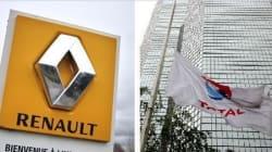 1000 recrutements en CDI chez Renault, 2000 suppressions de postes chez