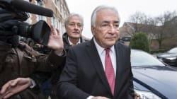 Plusieurs parties civiles abandonnent leurs poursuites contre DSK à