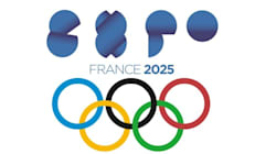 JO 2024 vs Expo universelle 2025: la guerre (médiatique) est