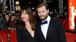 Dakota Johnson & Jamie Dornan Sizzle On The Red