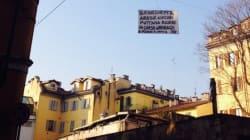 Taxi protestano contro Uber a Milano: