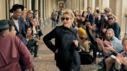 Sharon Stone devient égérie