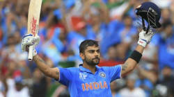 World Cup: India Score 300/7 Against