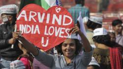 Don't Put Up Congratulatory Posters, Kejriwal Tells Over-Zealous