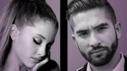 Kendji et Ariana Grande, un nouveau duo franco-américain