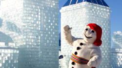 61e Carnaval de Québec: baisse