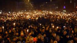 Copenhague: 30.000 personnes rassemblées en hommage aux