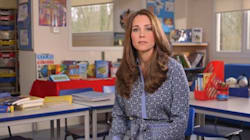 Kate Middleton Has An Important Message About Children's Mental