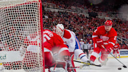 Le Canadien bat les Red Wings 2 à 0