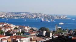 【世界の食卓を旅する】ボスフォラス海峡が一望できるテラスで食べるトルコの家庭料理