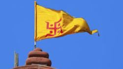 Hindu Temple Vandalised With Hate Message In