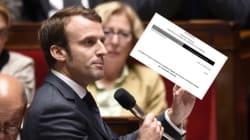 Oups, Bercy annonce l'adoption de la loi Macron...avant le vote à