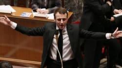 VIDÉO - Le coup de gueule de Macron à