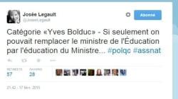 Fouilles à nu, droits civiques et... Yves