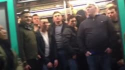 Un Parisien noir expulsé du métro par les supporteurs d'un club de soccer