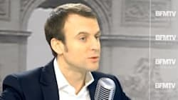 Non, Macron n'a pas sa carte au