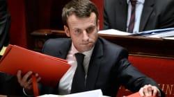 Le jour où Emmanuel Macron a appris la