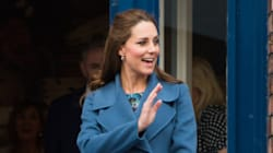 Blue Is The Warmest Colour For Kate