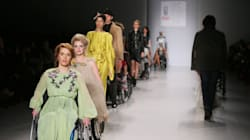 This Fashion Show Wins