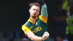 South African Pacer Dale Steyn Down With