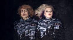 Pussy Riot lance un clip en hommage à Eric