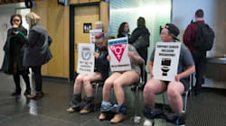 Transgender SFU Students Protest For More Gender-Inclusive