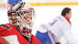Défaite des Canadiens 4-2 à Ottawa