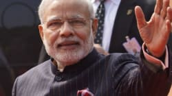 There's A 'Global Modi Fan Club' And Its Founder Has Bid Rs 1.25 Crore For Modi's Monogrammed