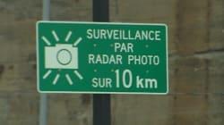 De nouveaux radars photo avant l'aide aux