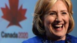 Clinton Slammed Over Canadian