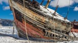Baie Saint-Paul: ces PHOTOS rappellent toute la splendeur de la goélette