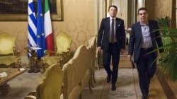 Tsipras punta a un asse mediterraneo per isolare
