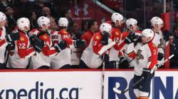 Les Panthers défont le Canadien