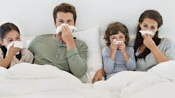 Face à l'ampleur de la grippe, Touraine déclenche un plan sanitaire