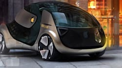 Un Apple Car dès